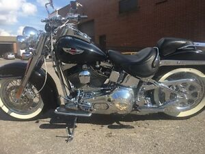 Harley Softail Deluxe 2005