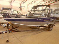 Non Current Fishing Boat Sale - Smokercraft and Starcraft