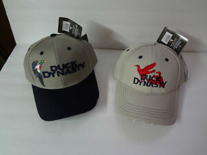 DUCK DYNASTY HATS ** BRAND NEW NEVER WORN **