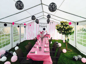 tents for events and more. book today!