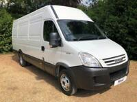 2009 09 IVECO DAILY 3.0 50C15 144 BHP LWB * 69000 MILES * TAIL LIFT * DIESEL