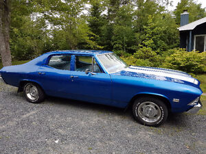 1968 Chevelle for sale or trade