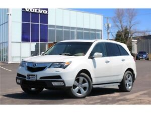 2012 Acura MDX Technology Package AWD | HEATED LEATHER | NAV