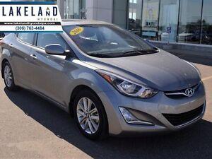 2016 Hyundai Elantra GLS  - $117.24 B/W