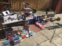 House clearance car boot sale job lot