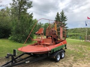1987 Combee Airboat
