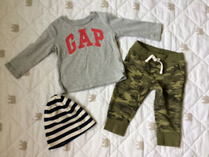Baby Boy Clothes, 12months