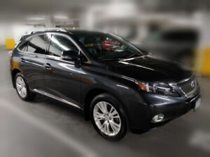 For Sale - 2010 Lexus RX 450H Grey - Private Seller