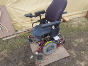 Electric Wheelchair for parts