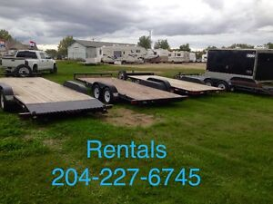 BEST RATE TRAILER RENTALS!!!! RENT US TODAY! ALL SIZES!