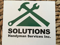 Rototilling - Solutions Handyman Services