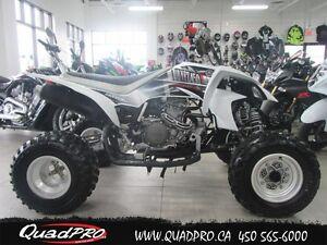 2012 Yamaha YFZ 450 34,69$/semaine