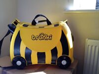 Trunki kids ride- on suitcase