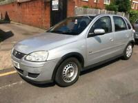 2005 Vauxhall Corsa 1.2 i 16v Design 5dr (a/c) Hatchback Petrol Manual