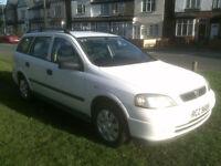 Vauxhall/Opel Astra 1.7DTi 16v ( a/c ) 2003MY Envoy