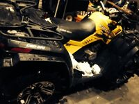 2012 Canam XMR 800