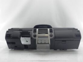 Left hand drive Europe type dashboard Nissan Xtrail T30 2000 - 2007 LHD conversion