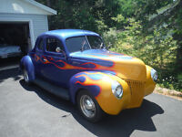 1940 FORD STANDARD COUPE ( REDUCED )