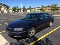 2001 Chevrolet Impala LS Sedan - Asking $2200 OBO