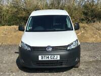 2014 Volkswagen Caddy Maxi 1.6 TDI BlueMotion Tech 102PS + NO VAT + SATNAV - AIR