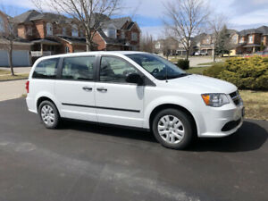 Certified by dealer Dodge Grand Caravan. 60,500Km. No accident