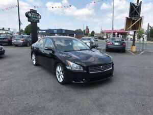 Nissan Maxima 3.5 SV-NAVIGATION-CAMERA-JAMAIS ACCIDENTER 2009