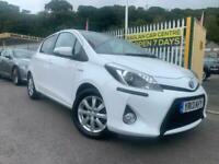 2013 Toyota Yaris 1.5 VVT-h T4 5dr Hatchback Petrol/Electric Hybrid Automatic