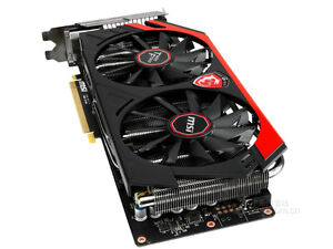 TWO Nice condition MSI GTX780ti Gamming 3G graphic cards