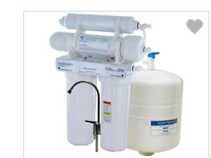 WR Reverse Osmosis water treatment system