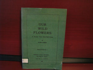 Our wild flowers A plea for protection Paperback, 1939 Watch|Sha