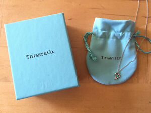 Tiffany necklace for sale, in perfect condition Cambridge Kitchener Area image 2