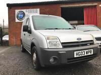 Ford Transit Connect 1.8TDCi ( 90PS ) Low Roof Van T220 SWB LX