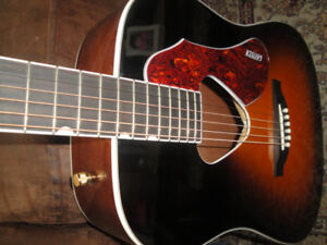 GRETSCH JUMBO RANCHER  ACOUSTIC/ELECTRIC GUITAR BRAND NEW $550
