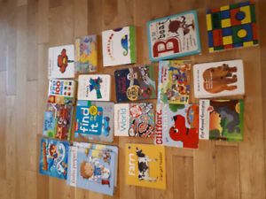 Board books for babies/ toddlers