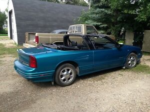 1995 olds convertible