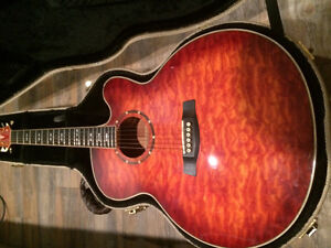 Hagstrom Acoustic Electric guitar