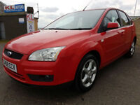 FORD FOCUS 1.6 STYLE, 1 FORMER KEEPER, SERVICE HISTORY
