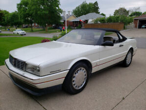 Cadillac Allante for sale