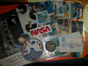 NASA -APOLLO - VINTAGE 1969 COLLECTION