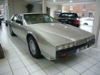 Aston Martin Lagonda Mk4 1988 Coniston Sand 24400 miles