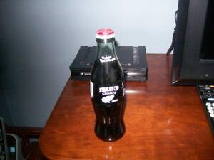 Detroit red wing 1998 stanley cup  coke bottle
