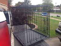 2 Brand New Dog Cages!!