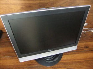 "12v PORTABLE 19"" TV with DVD"