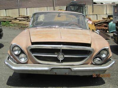 1962 Chrysler 300 Engine 383 V8