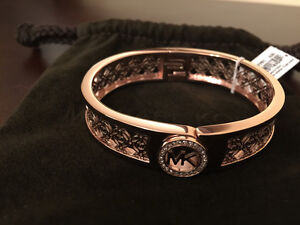Michael Kors Rose Gold Bracelet- new with tags
