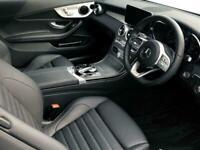 2021 Mercedes-Benz C-CLASS C 200 AMG Line Edition Cabriolet Auto Cabriolet/Roads