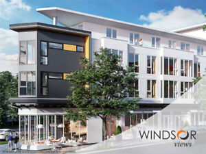 * 1 BED + DEN!!! INTRODUCING WINDSOR VIEWS!*
