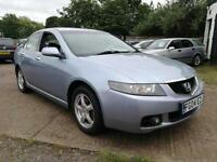 2004 Honda Accord 2.2 i-CTDi Sport Full Service History 2 Owners 2 Keys