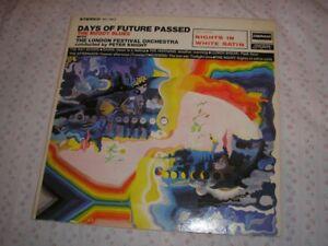Moody Blues LP Records