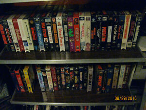 300+ VHS movies